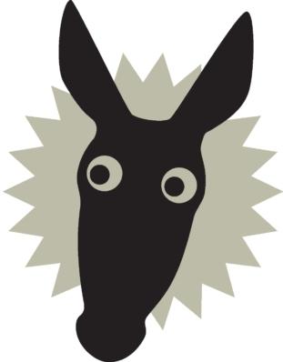 Picto Sur les joyeux pas d'un âne